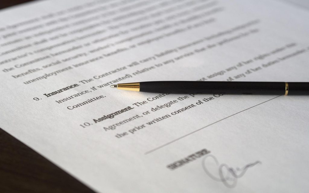 Contracts include termination clauses that should be considered carefully.